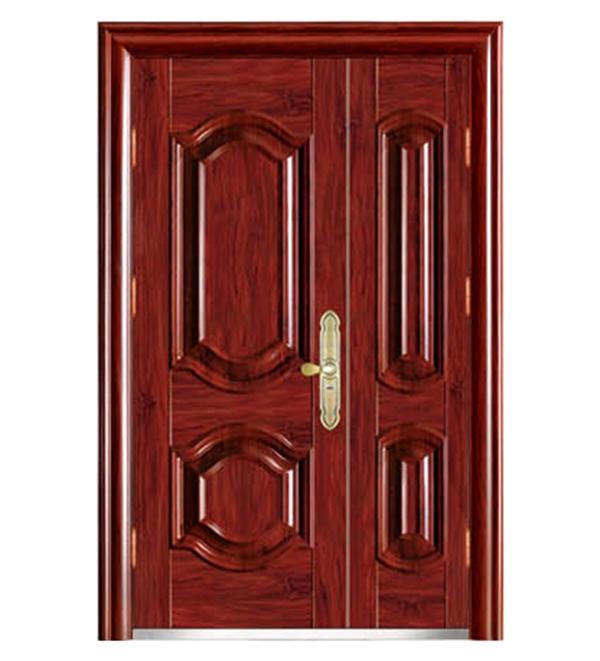 钢质进户门